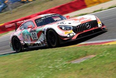 Good Smile Racing & Team UKYO - Mercedes-AMG GT3