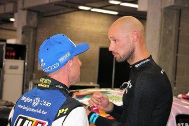 Bert Longin en Tom Boonen
