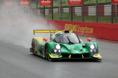 Inter Europol Competition - Ligier JS P3