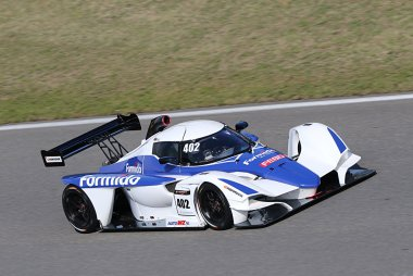 Blueberry Racing - Praga R1
