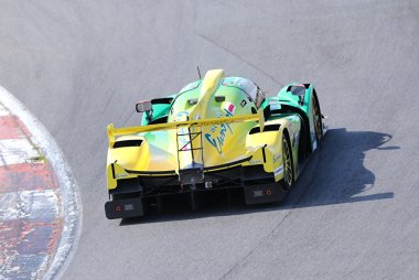 Inter Europol Competition - Ligier LMP3