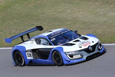 Oliver Freymuth - Renault RS01 Trophy