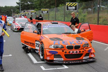 BS Racing Team - BMW E46 GTR