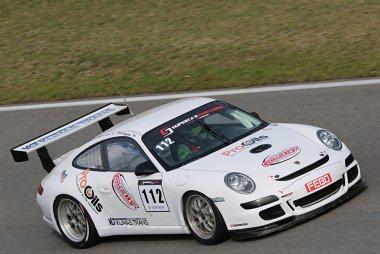 United Motorsports - Porsche 997 Mk1