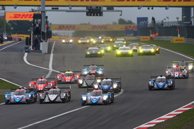 Start 2017 WEC 6 Hours of Nürburgring