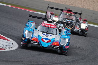 Vaillante Rebellion vs. Jackie Chan DC Racing - Oreca 07 Gibson