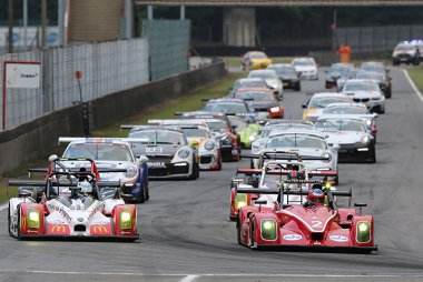 Start 2017 Belcar Zolder Superprix