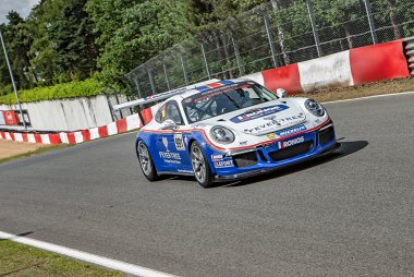 No Speed Limit - Porsche 991 GT3 Cup