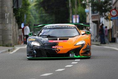Strakka Racing - McLaren 650S GT3