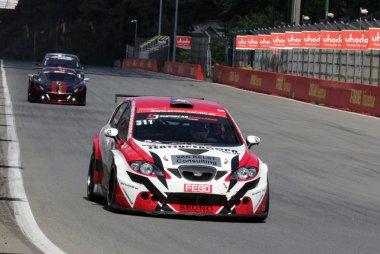Jimmy Adriaenssens/Kris Van Kelst - Seat Leon Supercopa
