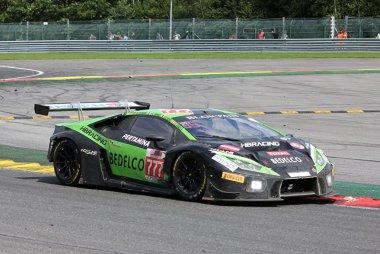 Team HB Racing - Lamborghini Huracan GT3