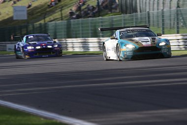 Oman Racing Team with TF Sport - Aston Martin V12 GT3