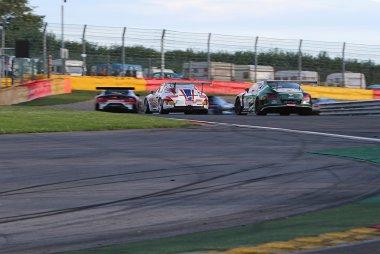 RMS & Bentley Team M-Sport - Porsche 991 Cup & Bentley Continental GT3