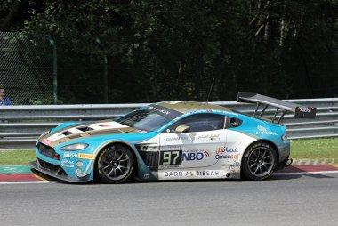 Oman Racing Team with TF Sport - Aston Martin V12 GT3