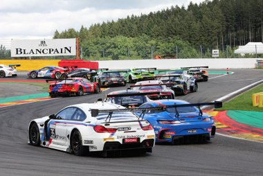 2017 BGTS Endurance 24 Hours of Spa