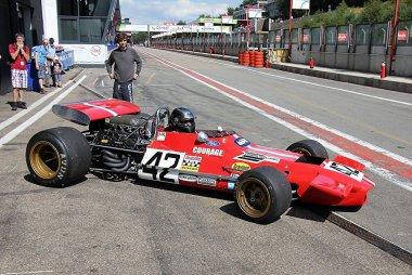 De Tomaso 505 F1