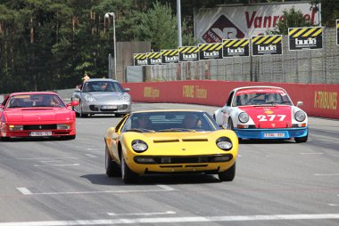 Sfeerbeeld 2017 Zolder Historic Grand Prix