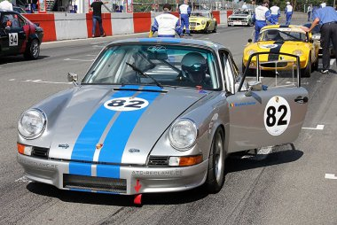 Xavier Martens - Porsche