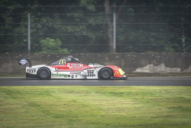 McDonald's Racing Belgium - Norma M20 FC