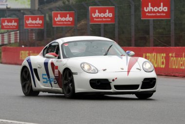 Nikolas Van Dierendonck - Porsche Cayman