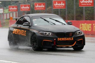 Circuit Zolder, donderdag 10 augustus 2017 – Internationale testdag