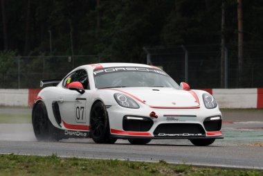 Filip Teunkens/Nico Verdonck - Porsche Cayman GT4