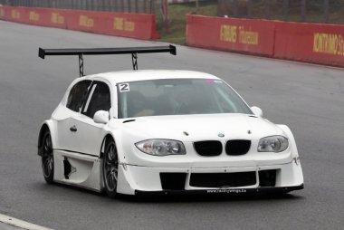 Anthony Franchetta - BMW Silhouette