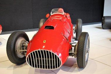Autoworld - 70 years of Ferrari!