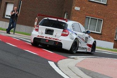 JUSI Racing - BMW 120D