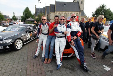 MSE - Bart Van Samang, Erik Bruynoghe, Jef Van Samang en Peter Beckers