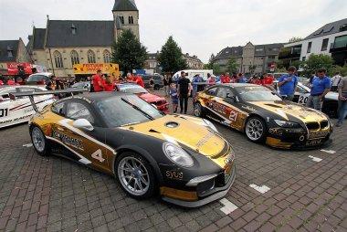 EMG Motorsport & Comparex Racing by EMG Motorsport - Porsche 991 & BMW M3 GTR