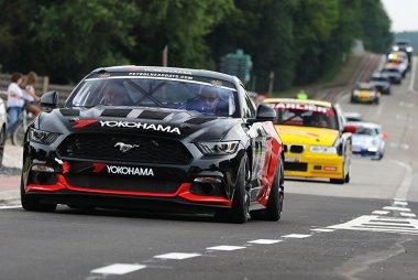 Yokohama Power Racing - Ford Mustang