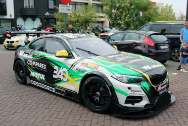 VR Qvick Racing Team - BMW M2 MARC V8 CARS