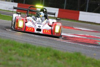 McDonald's Racing - Norma M20 FC
