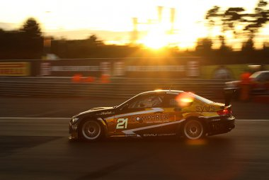 Comparex Racing by EMG Motorsport - BMW M3 GTR
