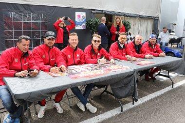 Belgium Driver Academy renners