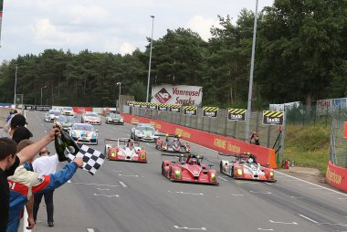 Finish 2017 24 Hours of Zolder