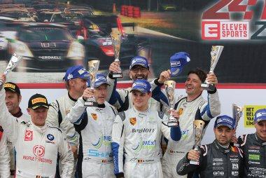 MExT Racing - winnaars Belcar 1 2017 24 Hours of Zolder
