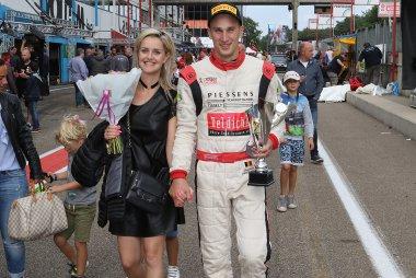 Sarah Lagraviere en Thomas Piessens