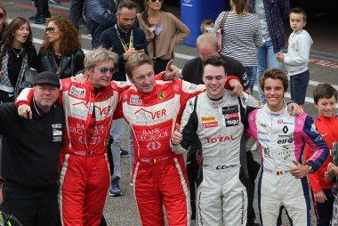 DVB Racing team, winnaars 2017 24 Hours of Zolder