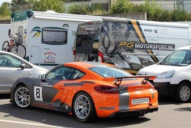 PG Motorsport - Porsche Cayman GT4 Clubsport