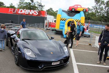 Porsche 919 Spyder Hybrid