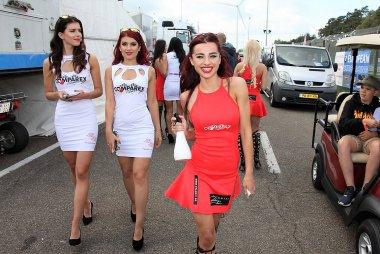 Comparex Racing girls
