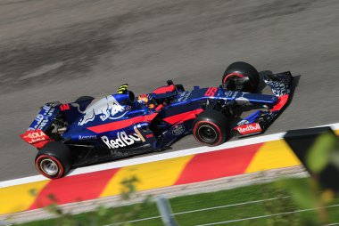 Carlos Sainz Jr. - Toro Rosso