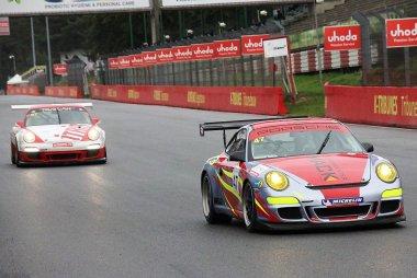 Wolfgang Bensch - Porsche 997 GT3 Cup
