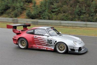 Jan Van Es - Porsche 993 GT2