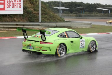 Moritz Weeber - Porsche 991 GT3 Cup