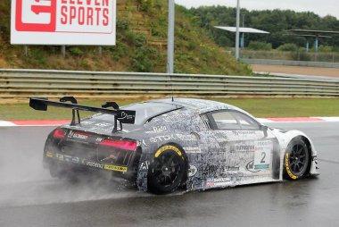 Tulpe/Plentz - Audi R8 LMS
