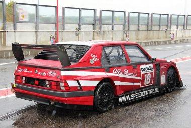 Mark Roffelsen - Alfa Romeo 75 V6 24 v
