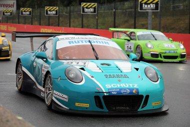 Schütz Motorsport - Porsche 911 GT3 R